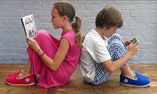 Chaussons pour enfants
