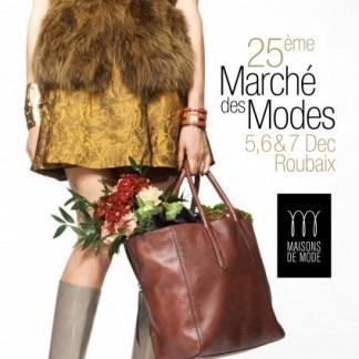 au Marché des Modes...