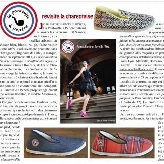 Dans Chausser Magazine