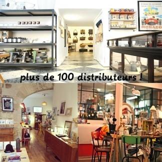 + de 100 distributeurs !!!
