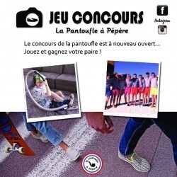 La Pantoufle photo competition