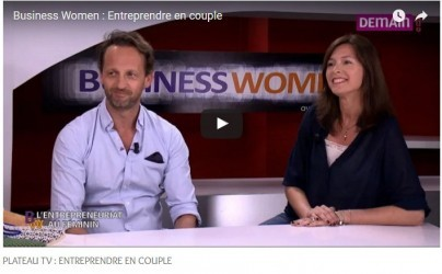 Business Women : Entreprendre en couple